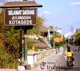 Kotagede 2011 Kawasan Dikelola Tiga Pemerintah Daerah Masjid Kab Bantul