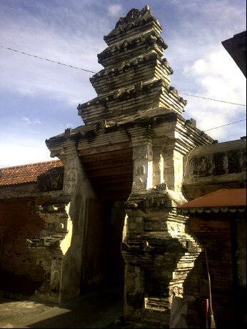 Kotagede Mosque Yogyakarta Attraction Indonesia Copy Anggun Prasetianingtias Masjid Kab