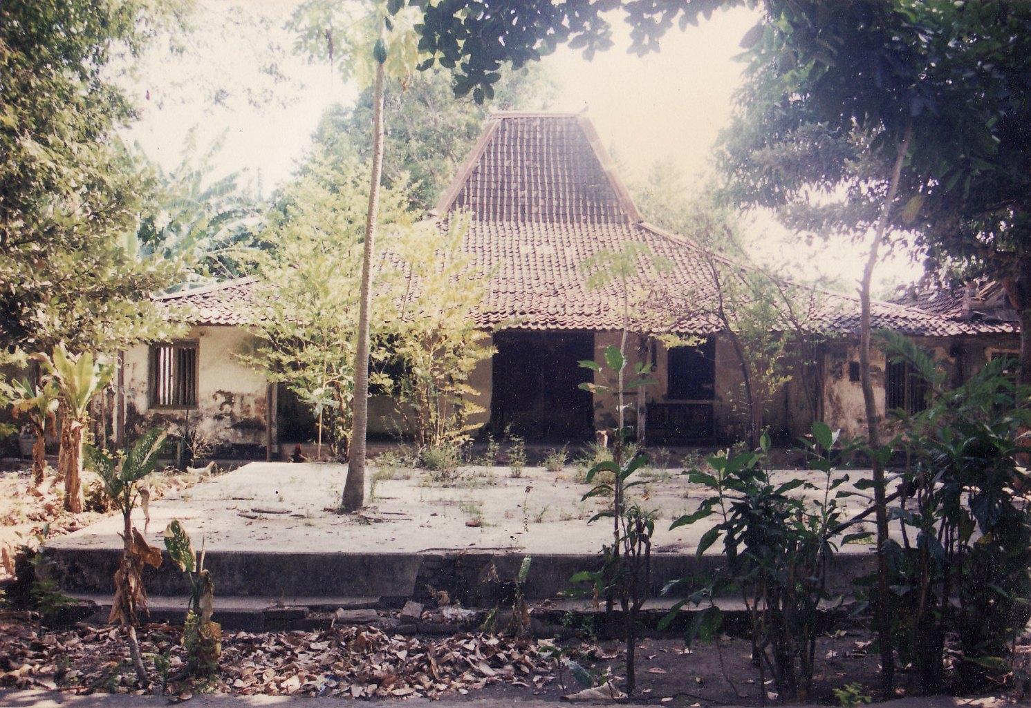 Kotagede Omah Kanthil Wisata Mistis Jogja Masjid Kab Bantul