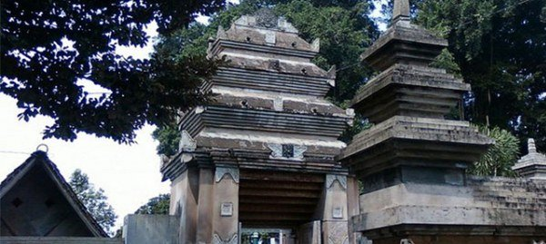 Kotagede Royal Graveyard Silver Handicraft Masjid Kab Bantul