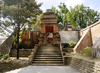 Kotagede Wikipedia Masjid Kab Bantul