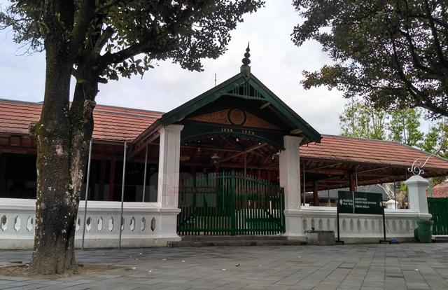 Masjid Agung Mataram Kotagede Tertua Yogyakarta Cendana Kab Bantul
