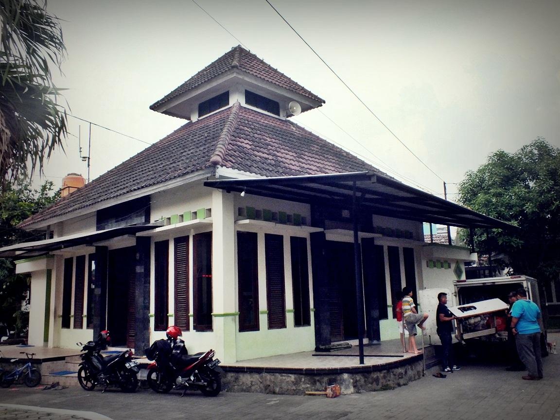 Masjid Biya Perum Pesona Kotagede Kab Bantul
