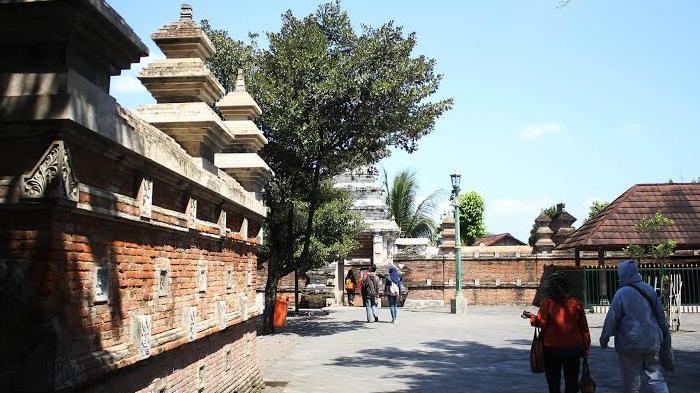 Masjid Gede Mataram Kotagede Destinasi Wisata Religi Muslim Bagian Ketiga