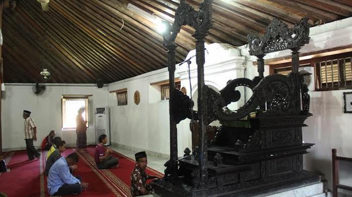 Masjid Gede Mataram Kotagede Destinasi Wisata Religi Muslim Bernilai Sejarah