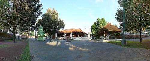 Masjid Gedhe Mataram Jogja Agung Kotagede Kab Bantul