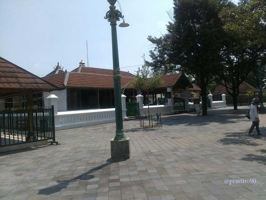 Masjid Kota Gede Kotagede Bukti Sejarah Islam Tertua Kab Bantul