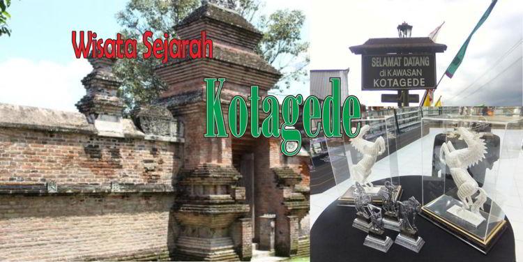 Masjid Mataram Kotagede Kab Bantul