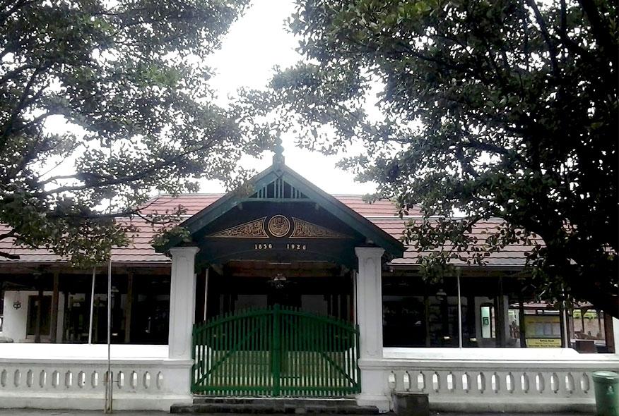 Masjid Mataram Kotagede Wisata Jogja Asik Berbicara Mengenai Mengenalnya Kota
