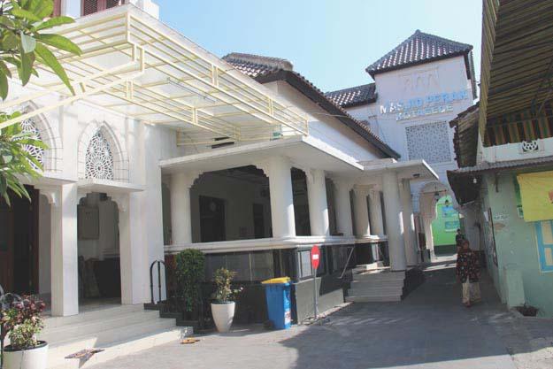 Masjid Perak Kota Gede Jogja 20130902 2 Kotagede Kab Bantul