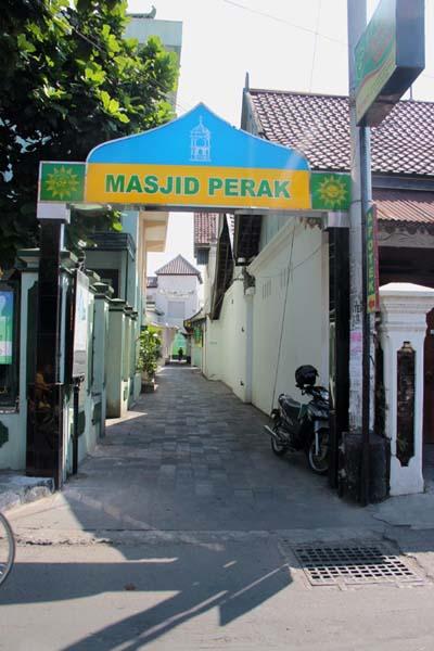 Masjid Perak Kota Gede Jogja Sejarah Dibangunnya Berawal Berkembangnya Islam
