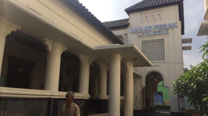 Masjid Perak Kotagede Satu Sarat Sejarah Sudut Yogyakarta Kab Bantul