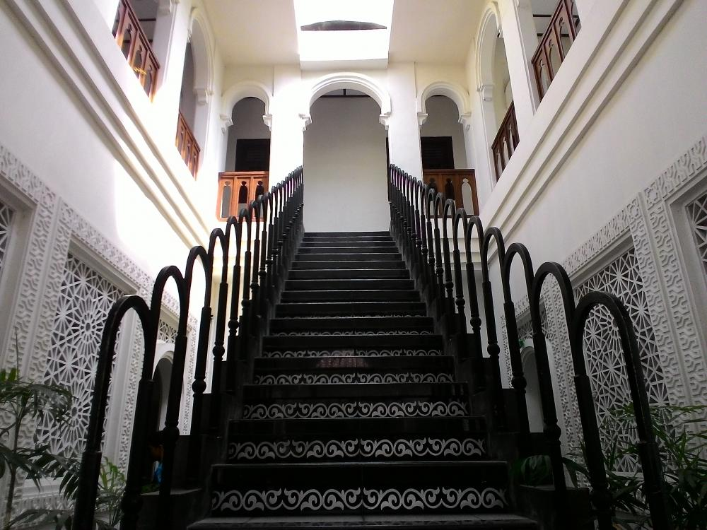 Masjid Perak Smu Muhammadiyah Jogja Budaya Sebagai Kotagede Kab Bantul