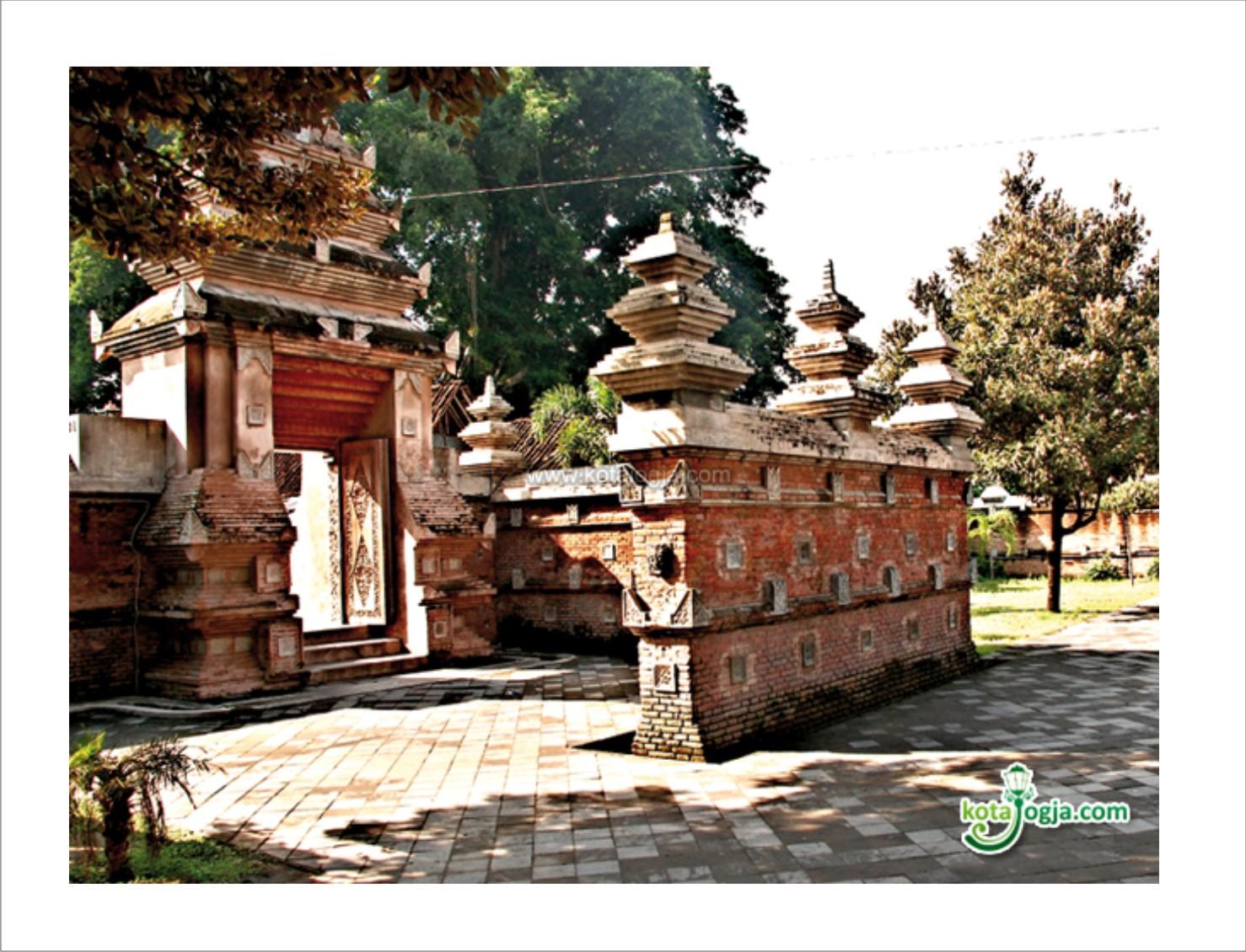Mencermati Destinasi Wisata Berbasis Warisan Budaya Kotagede Masjid Konon Tertua