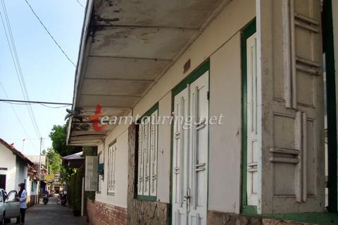 Menelusuri Jalan Masjid Mataram Kotagede Yogyakarta Teamtouring Salah Satu Bangunan