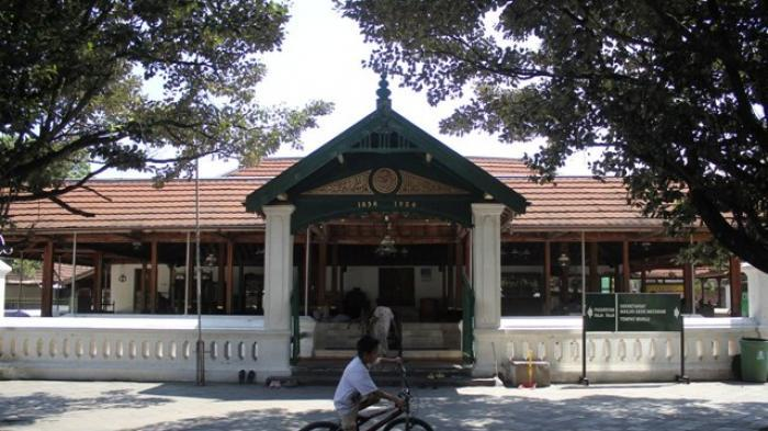 Menengok Pesona Masjid Kotagede Warisan Mataram Islam Tribunnews Kab Bantul