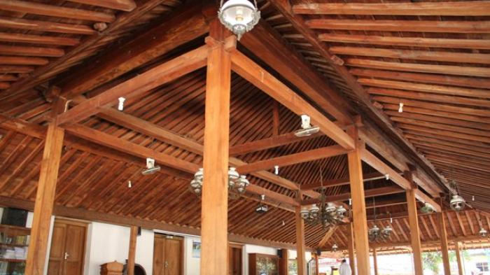 Menengok Pesona Masjid Kotagede Warisan Mataram Islam Tribunnews Ki Ageng
