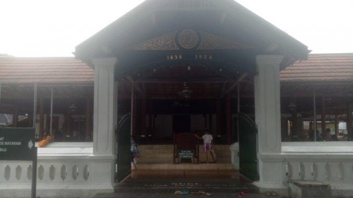 Mengenal Masjid Agung Kotagede Sarat Nilai Historis Inilah Sejarah Singkatnya