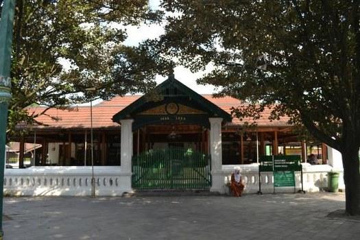 Mengenal Masjid Tertua Kotagede Yogyakarta Kab Bantul