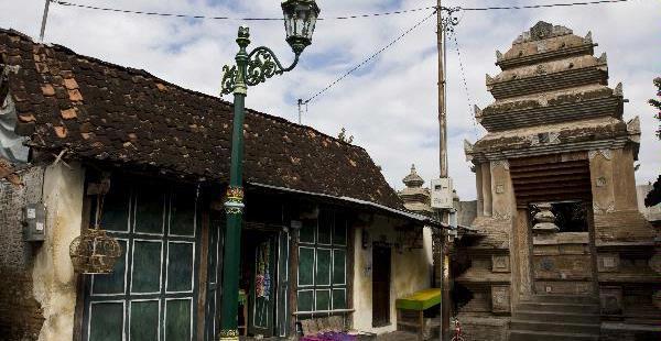 Mengunjungi Kota Tua Kotagede Panduan Wisata Jogja Masjid Kab Bantul