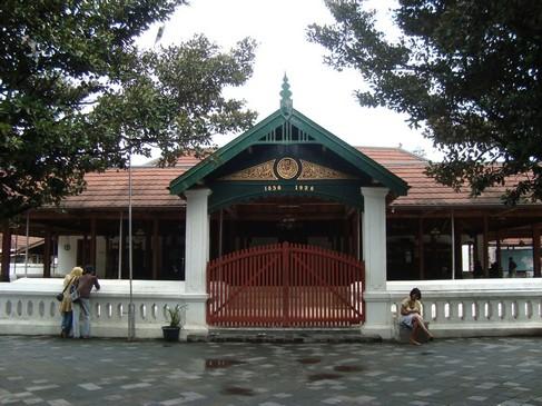 Rindu Masjid Agung Mataram Kotagede Yogyakarta Bagian 3 Habis Kab