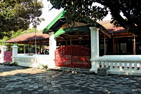 Rindu Masjid Agung Mataram Kotagede Yogyakarta Foto Salamgowes Kab Bantul