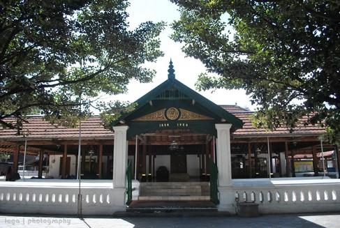 Rindu Masjid Agung Mataram Kotagede Yogyakarta Kab Bantul