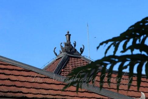 Rindu Masjid Agung Mataram Kotagede Yogyakarta Mastaka Puncak Atap Bangunan