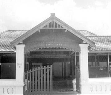 Sejarah Islam Jogja Masjid Kota Gede Tertua Kotagede Kab Bantul