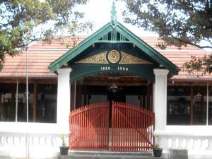 Sejarah Islam Jogja Masjid Kota Gede Tertua Prasasti Bertinggi 3