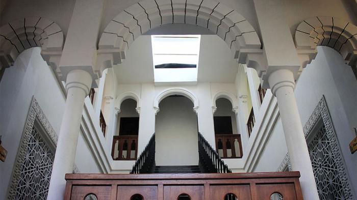 Sejarah Masjid Perak Kotagede Yogyakarta Dibangun Sumbangan Saudagar Kab Bantul