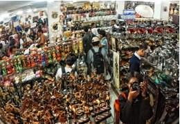 5 Pusat Kerajinan Populer Jogja Pasar Seni Gabusan Kab Bantul