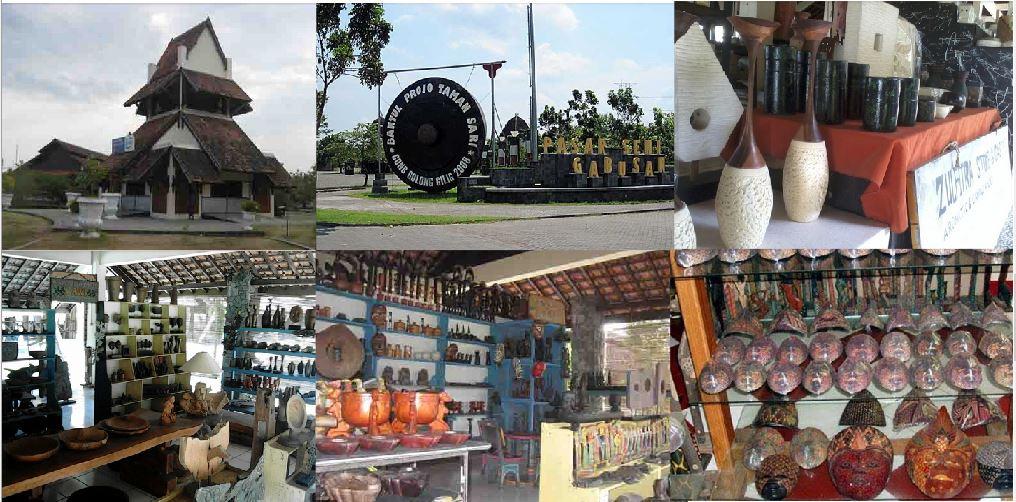 Cv Wira Tour Jogja Pasar Seni Gabusan Sentral Kerajinan Bantul