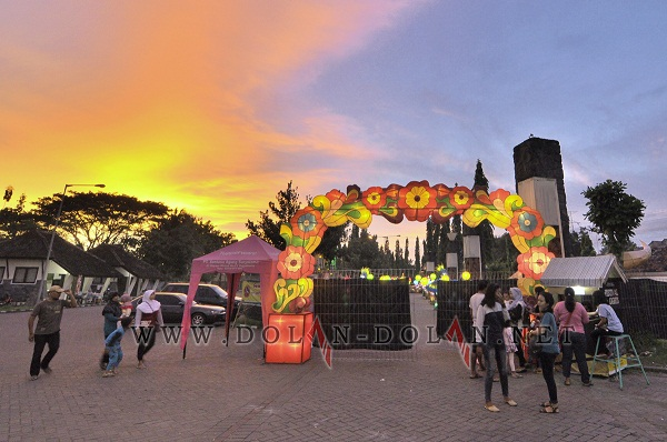 Festival Light Pasar Seni Gabusan Bantul Dolan Lokasinya Sebelah Kanan