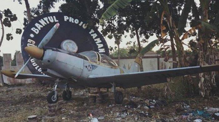 Loh Replika Pesawat Gong Golong Giling Pasar Seni Gilig Berada