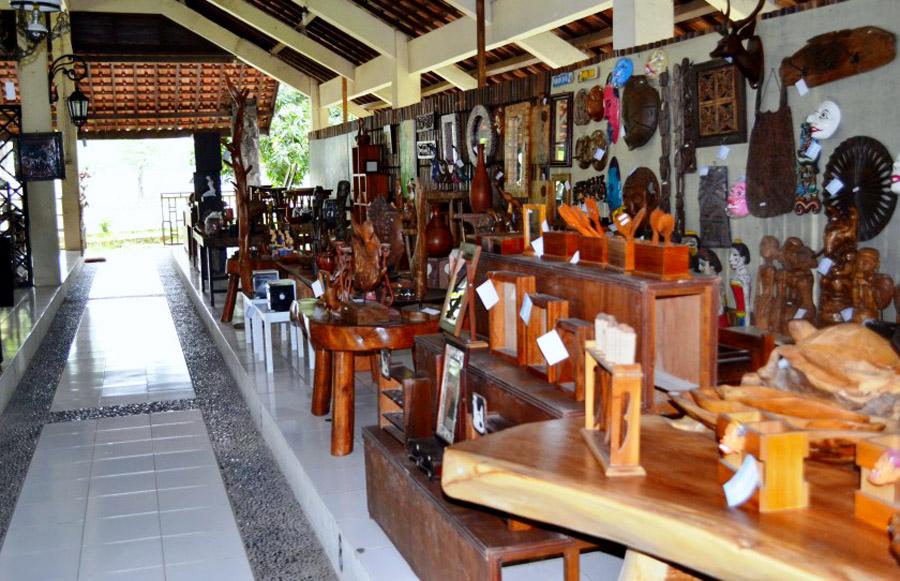 Pasar Seni Gabusan Bakal Jadi Pusat Kerajinan Kesenian Merahputih Bantul