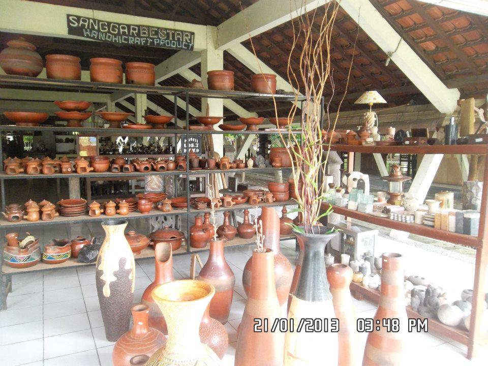 Pasar Seni Gabusan Pusat Kab Bantul