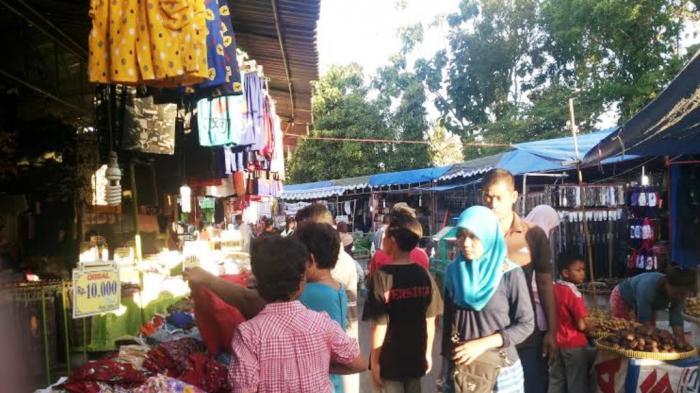 Pedagang Pasar Seni Gabusan Rutin Adakan Kerja Bakti Tribun Jogja