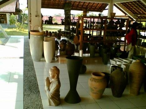 Pusat Kerajinan Kab Bantul Pasar Seni Gabusan Yogyakarta Jogja
