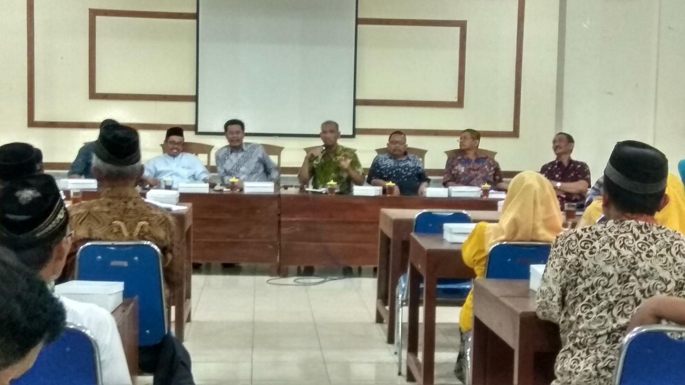 Sosialisasi Pelepasan Tanah Kas Desa Timbulharjo Psg Taman Bertempat Balai