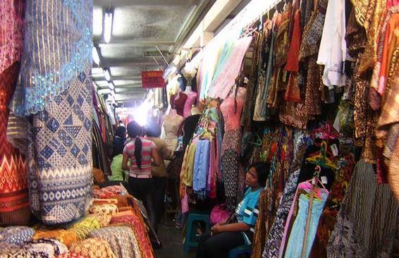Tempat Wisata Belanja Batik Murah Kota Jogjakarta Goresan Canting Pasar