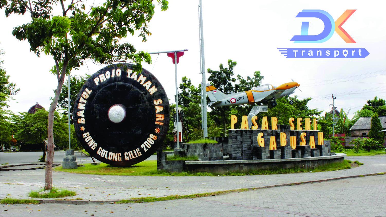Wisata Seni Belanja Pasar Gabusan Bantul Yogyakarta Pusat Kab