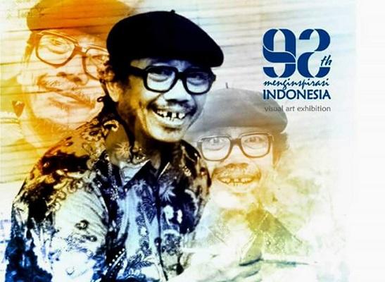 6 31 Desember Pameran Tribute Tino Sidin Taman Kab Bantul