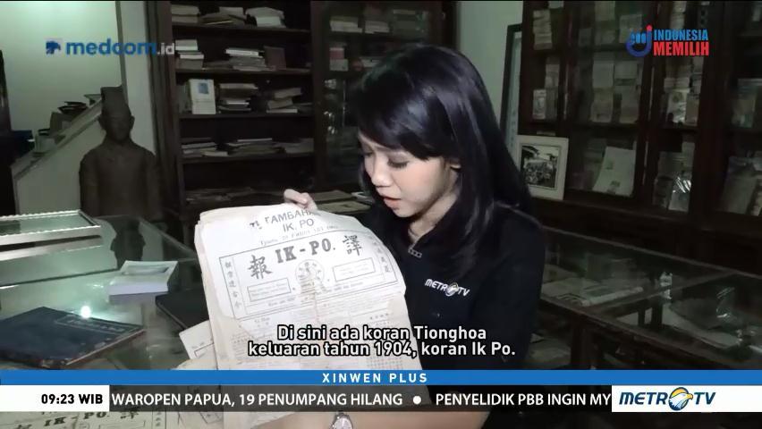 Mendikbud Apresiasi Museum Taman Tino Sidin Kab Bantul