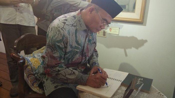 Mendikbud Resmikan Museum Taman Tino Sidin Bantul Tribun Jogja Kab