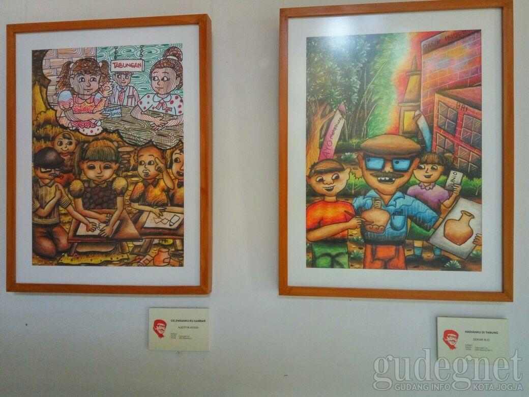 Museum Taman Tino Sidin Yogya Gudegnet Koleksi Lukisan Kab Bantul