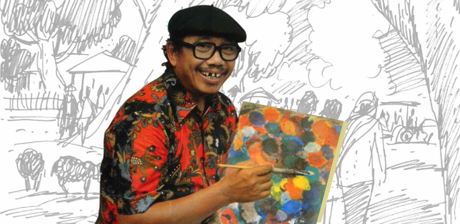 Netizen Indonesia Akrab Tino Sidin Taman Kab Bantul