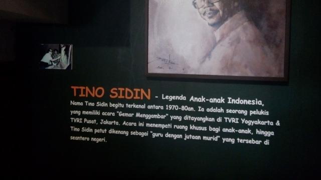 Rumah Tetenger Taman Tino Sidin Resmi Berdiri Yogyakarta Jejak Kab