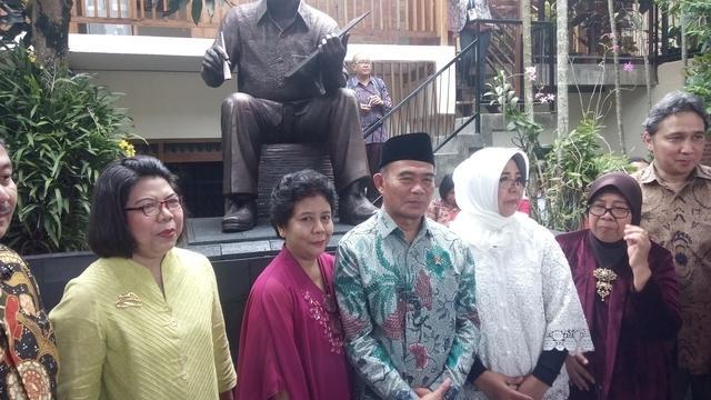 Rumah Tetenger Taman Tino Sidin Resmi Berdiri Yogyakarta Kab Bantul