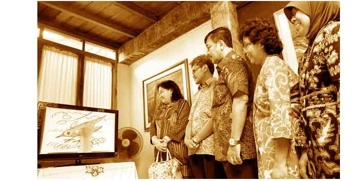 Wisata Sejarah Taman Tino Sidin Bantul Yogyakarta Www Radarjogja Id